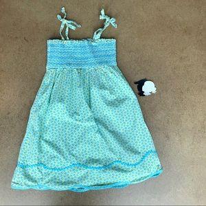 Lilly Pulitzer seashell smocked Dress 8y